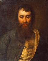 Dmitry Grigorievich Levitsky. Portrait of a merchant Andrei Ivanovich Borisov