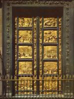 Лоренцо Гиберти. Райские врата