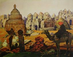 Николай Иванович Шестопалов. Вековая Медина. 1924