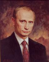 Игорь Валерьевич Бабайлов. Портрет Владимира Путина