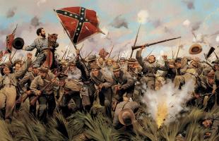Кит Рокко. Гражданская война Америки 2