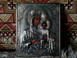 Iveron Icon Of The Mother Of God