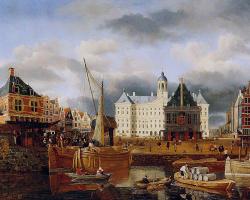 Jan van Kessel Elder. Dam