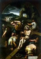 Франсиско Рибальта. Пригвождение к кресту