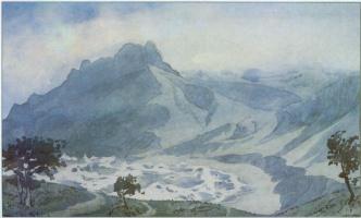 Maximilian Alexandrovich Voloshin. Valley
