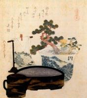 Кацусика Хокусай. Декоративное дерево