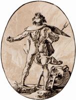 Хендрик Гольциус. Серия Античные боги, Плутон
