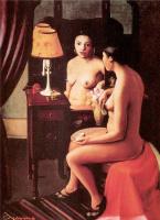Арчибальд Джон Мотли. Девушка перед зеркалом
