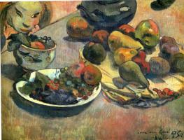 Paul Gauguin. Fruit