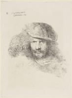 Giovanni Benedetto Castiglione. Alleged self-portrait