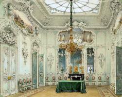 Луиджи Премацци. Виды залов Зимнего дворца