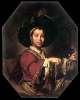 Витторе Гисланди. Портрет молодого человека