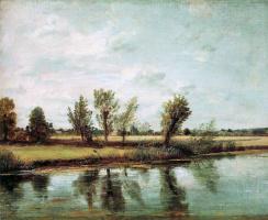 Джон Констебл. Пейзаж