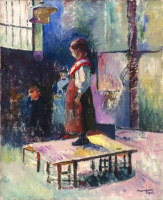 Henri Manguin. Little Italian Girl