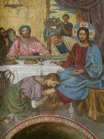Фирс Сергеевич Журавлев. Христос у фарисея