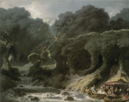Жан Оноре Фрагонар. Праздник в Рамбуйе