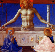 Фра Беато Анджелико. Воскресение Христа
