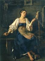 Firs Sergeevich Zhuravlev. Spinner