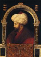 Джованни Беллини. Портрет Мехме II