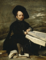 Диего Веласкес. Дон Диего де Аседо