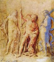 Андреа Мантенья. Венера и Марс