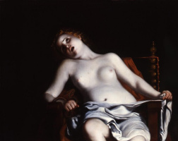 Guido Canyacchi. The Suicide Of Cleopatra