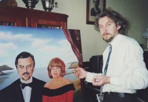 Vlad S. Zharkevich. Маковские