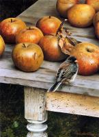 Карл Брендерс. Урожай яблок