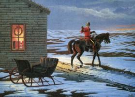 Терри Маклин. В рождественскую зарю