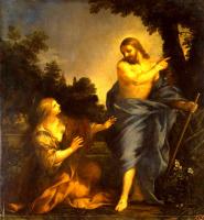 Пьетро Да Кортона. Явление Христа Марии Магдалине