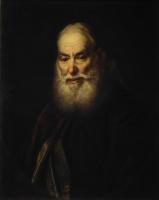 Dmitry Grigorievich Levitsky. Portrait of a priest (G. K. Levitsky?)