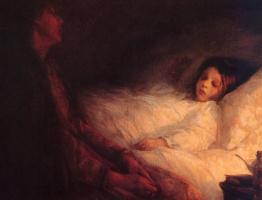 Лаура Манц Лиолл. Мать и ребенок