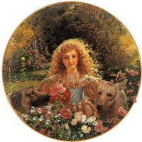 Кинуко Крафт. Девочка с собаками