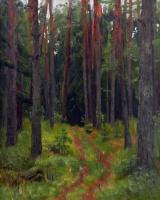Vladimir Vladislavovich Vidyaykin. Forest Road