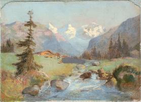 Фердинанд Ходлер. Пейзаж