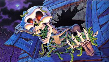 Джим Талбот. Скелет в окне