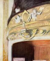 Edgar Degas. Pew