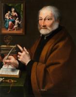 Sofonisba Angisola. Giovanni Battista Caselli, poet Cremona