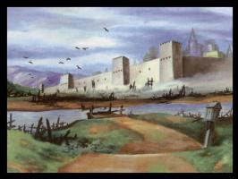 Джим Холлоуэй. Замок