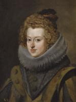 Диего Веласкес. Портрет инфанты Марии Анны Испанской, королевы Венгрии