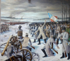 Николай Викторович Омельченко. Битва по Красным. 1812год.