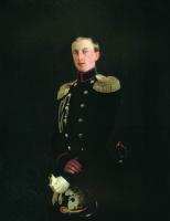 Сергей Константинович Зарянко. Портрет великого князя Николая Николаевича