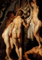 Peter Paul Rubens. Nature adorned by the Graces