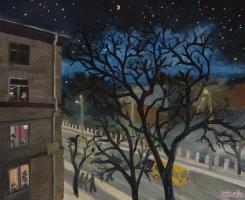 Anna M. Ustinov. Window View