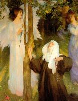 Артур Хакер. Монастырь