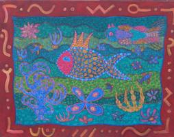Иосиф Арбисман. Золотая рыба