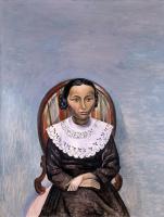 Андре Дерен. Портрет девушки в черном