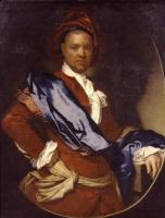 Витторе Гисланди. Портрет графа Филиппа Марензи