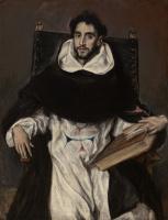 Эль Греко (Доменико Теотокопули). Портрет Феликса