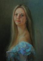 Андрей Иванович Боравик. Портрет Романтика (портрет на заказ)